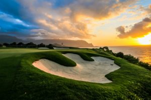 Sunset Makai Golf Tour